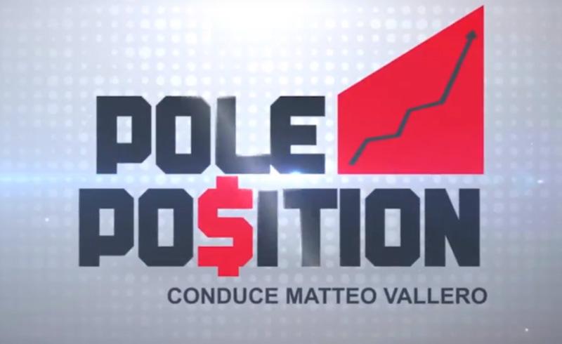 ETS ospite alla trasmissione Pole Position su Business24 TV